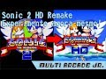 Saiu, Sonic 2 HD Remake + Download