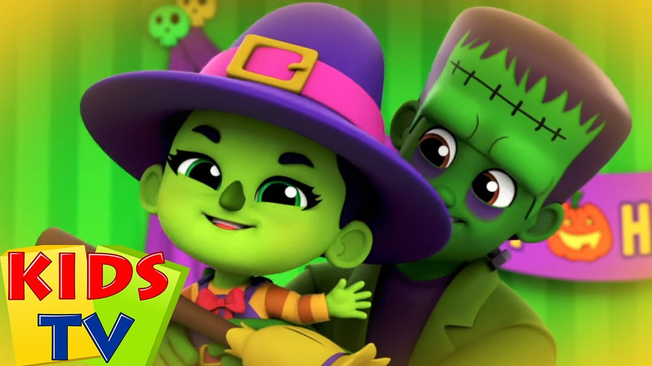 Peek a boo | Musica per bambini | Filastrocche | Kids Tv Italiano | Cartoni animati