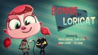 """Смешной Мультфильмы Онлайн """"Бонни и Кот Лори""""  в хорошем качестве HD 720"""