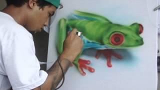 Aerografia (Perereca) - Jhons Mendes