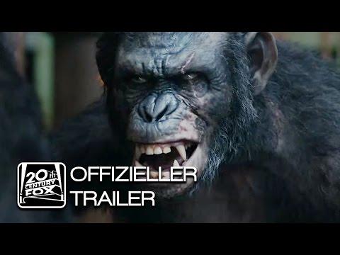 Planet der Affen - Revolution | Offizieller Teaser Trailer #1 | Deutsch HD