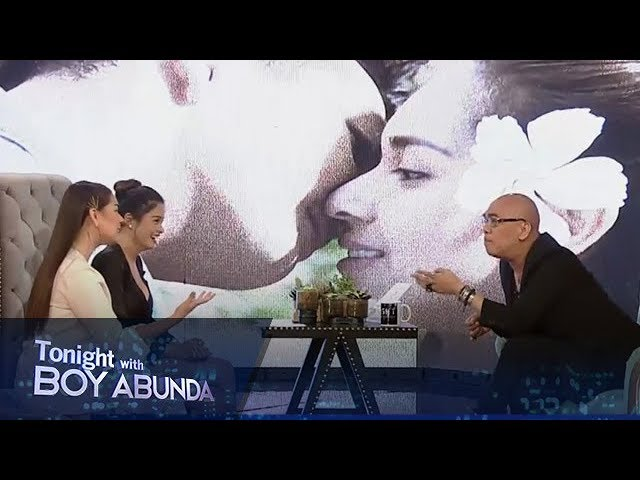 TWBA: Yen Santos and Yam Concepcion reveal who is a better kisser between their leading men
