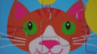 Play and learn with the Jigsaw Cat Puzzle - Juega y aprende con el gato Jigsaw Puzzle
