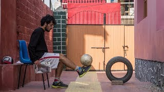 Teen Footballer Will Amaze You With These Incredible Trick Shots