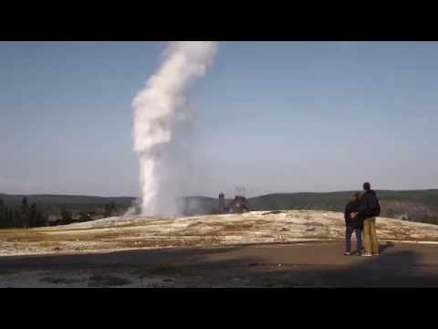 Yellowstone's Old Faithful Geyser Offers Visitors An Ecological New Pathway - Unravel Travel TV