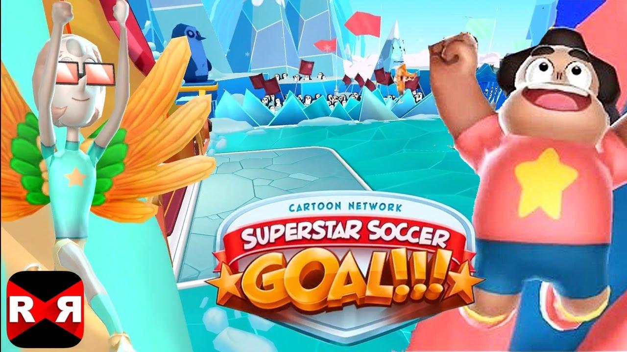 Playthrough Steven Vs Pearl Cartoon Network Superstar Soccer Goal For Android