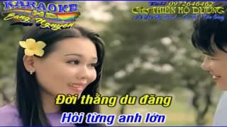 Duyên Phận - Chế - Tý ca sĩ - KARAOKE HD