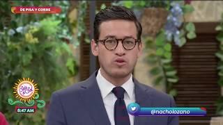 Todo sobre las elecciones con Nacho Lozano   Sale el Sol