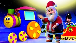 Jingle bells | bob la de train chanson | Chansons pour les enfants | Christmas Songs | Xmas Carols