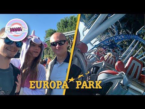 EUROPA PARK HALLOWEEN [VLOG] : Le meilleur parc d'Europe & le Silver Star de nuit ! 😱