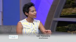 Real Talk with Anele Season 3 Episode 21 Gail Mabalane