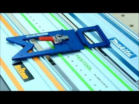Grs 16 Track Saw Guide Rail Square Review Funnydog Tv