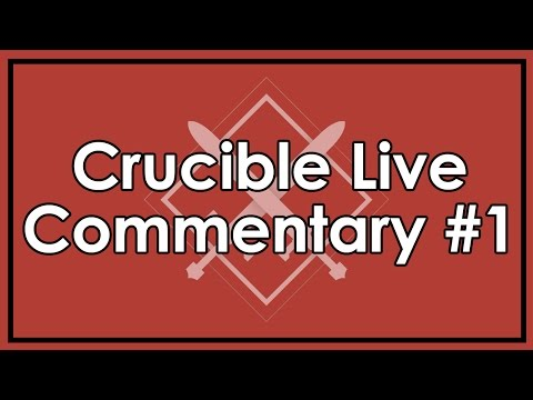 Destiny Crucible Commentary #1: Shores of Time Control