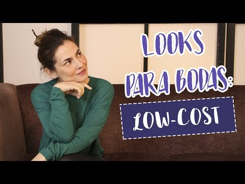 LOOKS LOW-COST PARA BODAS | Rachel LifeStyle
