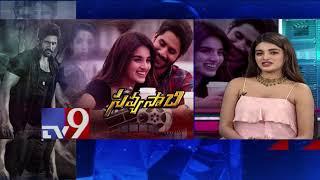 Naga Chaitanya and actress Nidhhi Agerwal on Savyasachi movie success - TV9 Exclusive