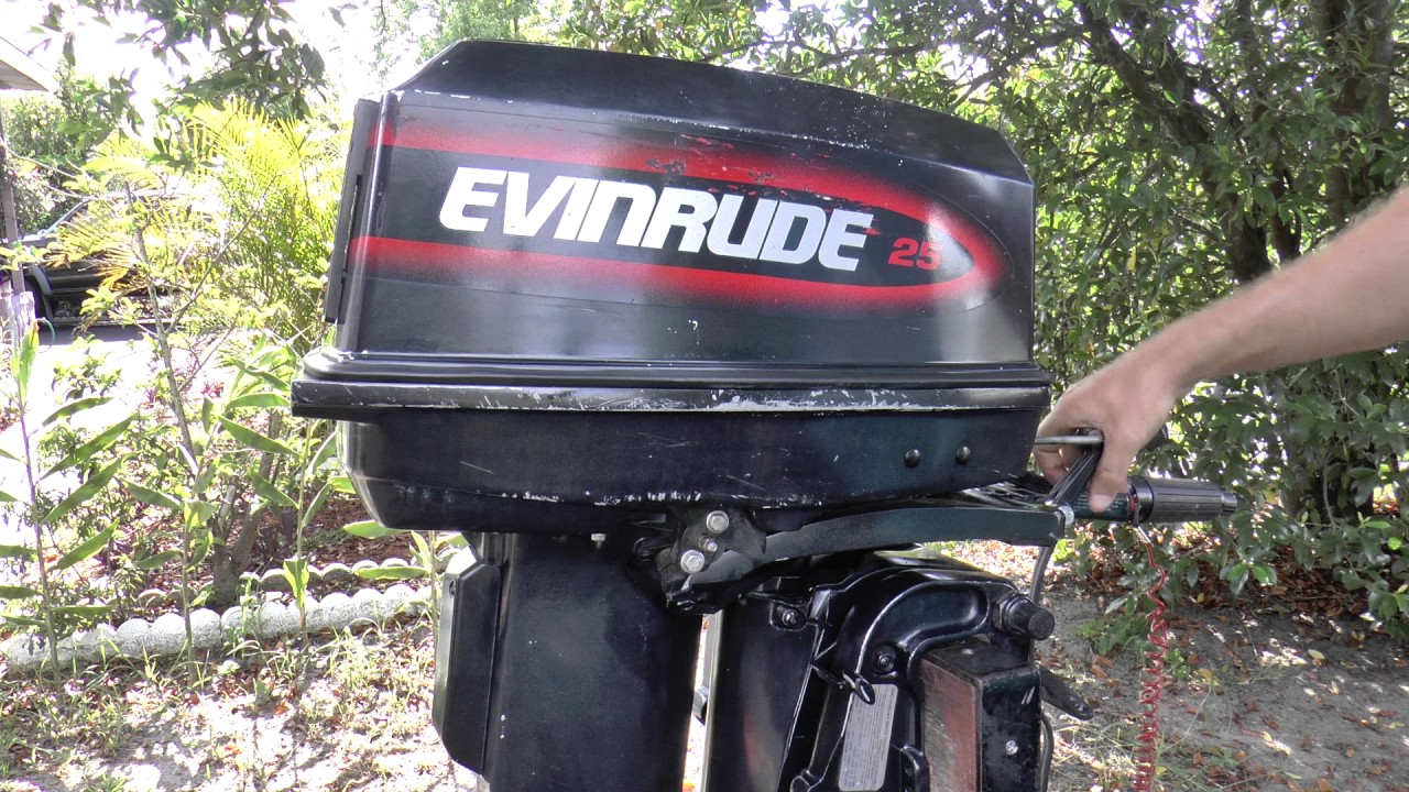How To Fix Johnson/Evinrude 2 Stroke 25hp/30hp Shifting Problem