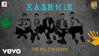 Kashmir Official Lyric | The Yellow Diary | Marz