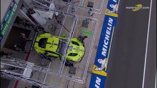 24 Heures du Mans 2018 - Résumé 08h00 - 10h00