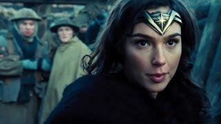 Чудо-женщина — Русский трейлер #2 (2017)