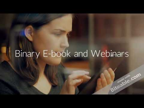 binary options education center