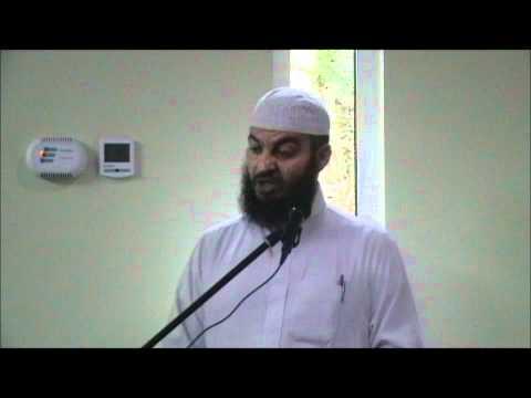 [UHISOC] Setting a Vision - Shaikh Dr. Haitham Al Haddad