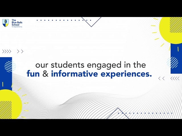 The Blue Bells School virtual summer camp 2020