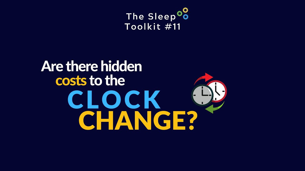 Is there a hidden cost to the Clock Change?