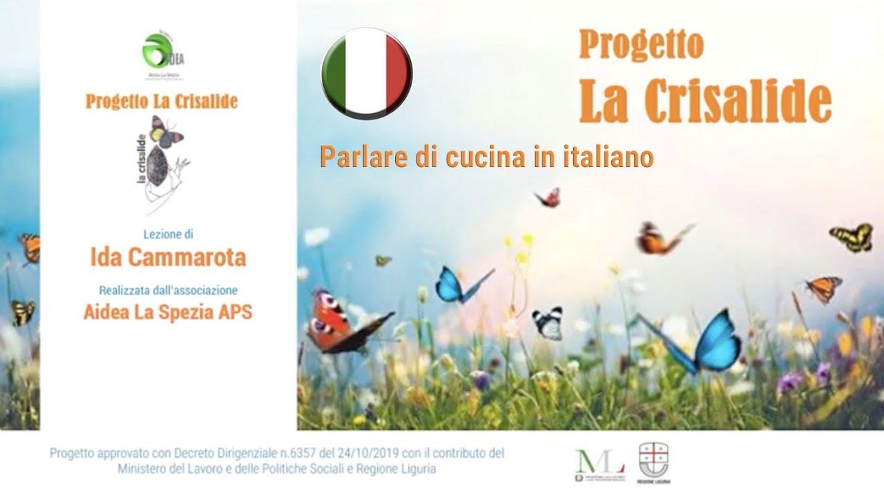 Parlare di cucina in italiano - Ida Cammarota