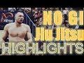 Gambar cover No Gi Jiu Jitsu Highlights bjj submissions Danaher Death Squad/Craig Jones/Dean Lister