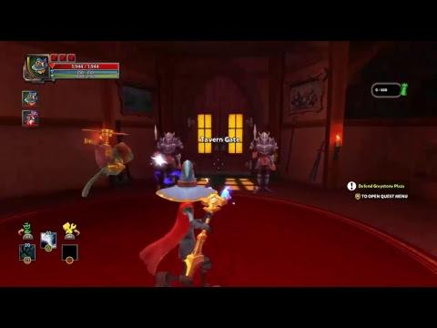 Dungeon Defenders II| Angela the Flying Cat!!| Part 2