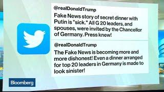 Trump, Putin Had Undisclosed Conversation at G-20