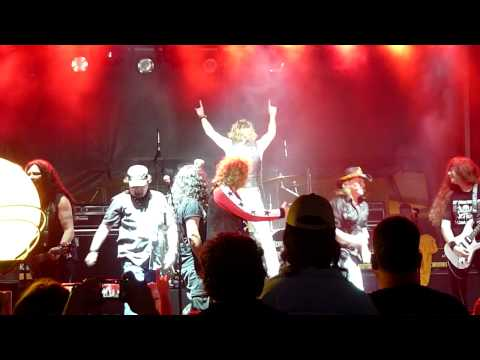 Keel - Right To Rock / You're The Victim (I'm The Crime) - Monsters of Rock Cruise 2012