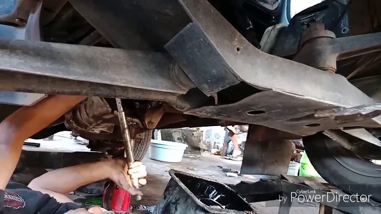 Ganti Ring Piston Tanpa Turun Mesin Youtube