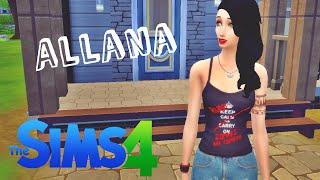 The Sims 4- EP1- Criando a Sim e construindo a casa.