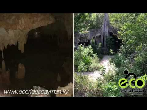 Cayman Cave Trek Tour