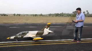 Ajith Kumar_L39 Jet