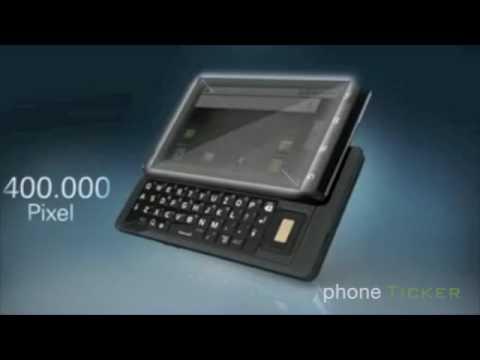 Motorola Milestone/Droid Werbung (Ad)