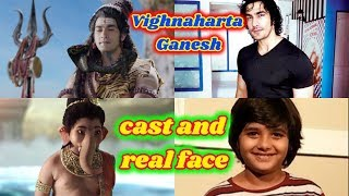 Vighnaharta Ganesh| Episode 1| cast and their real look