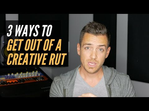 3 Ways To Get Out Of A Creativ get out