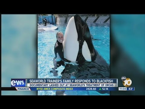 Family Of SeaWorld Trainer Responds To 'Blackfish'