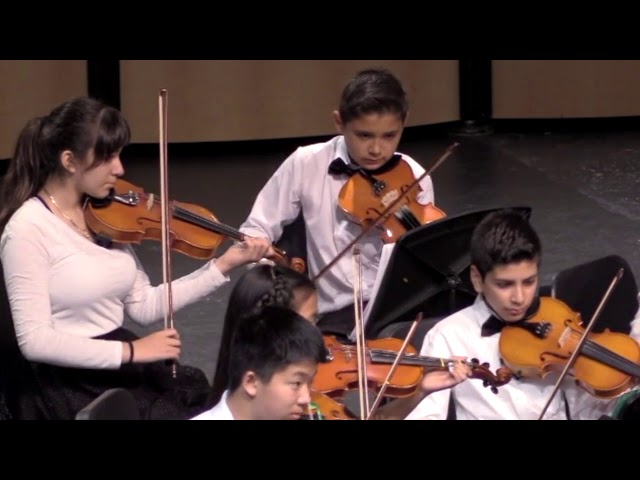 02 Holmes Intermediate Orchestra-Farandole from L'Arlesienne Suite No  2 Bizet
