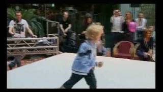 Coccinelle Kids Fashion Show Summer 2010 part 9 Thumbnail