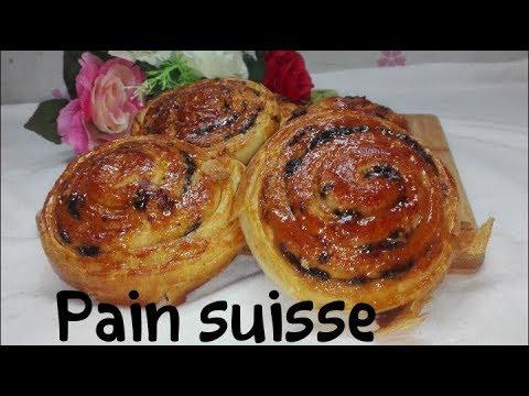 بان-سويس-بدون-عجينة-مورقة-ولا-مخمرة😱-من-اسهل-مايكون-وخفيف-قطن😇-pain-suisse