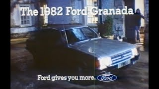 1982 Granada Launch Ad