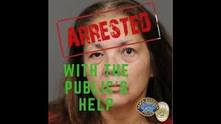 Apprehended – Because of the Public's Help