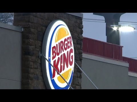 C-Rob Blog (58472) - Burger King Employee Pulls Gun On Customer