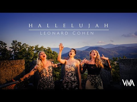 Breathtaking Version Of Hallelujah Leonard Cohen -- EPIC ENDING!!!