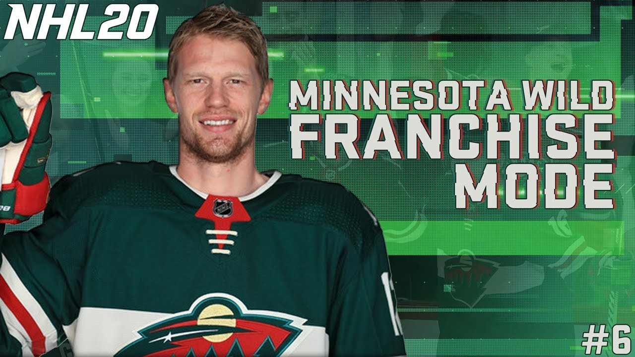 When Will The Stanley Cup Finals Begin 2020.Nhl 20 Minnesota Wild Franchise Mode 6 2019 2020 Stanley Cup Playoffs Conference Finals