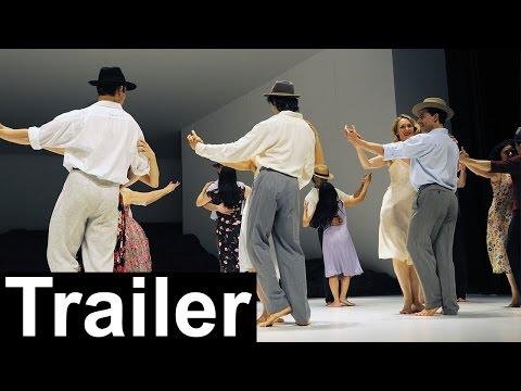 Tanztheater Wuppertal Pina Bausch - Masurca Fogo - Trailer (Sadler's Wells)