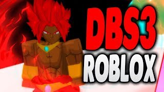[NEW GAME] DRAGON BALL SUPER 3 IN ROBLOX | New DBZ Game in Roblox | iBeMaine